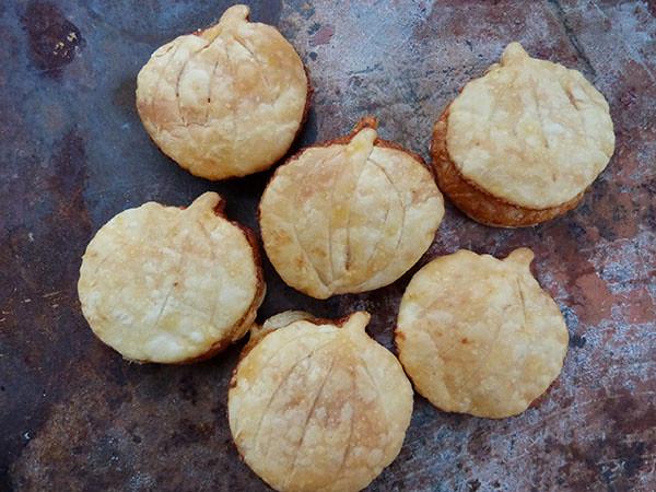 Pumpkin Puffs
