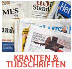 kranten, tijdschriften, naslagwerken