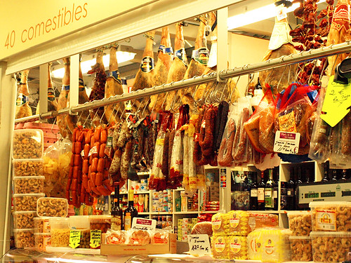 Food Market, La Laguna, tenerife