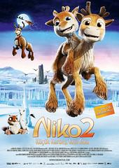 Niko 2: Küçük Kardeş, Tatlı Bela - Niko 2: Little Brother Big Trouble - Niko 2: Lentajaveljekset (2013)