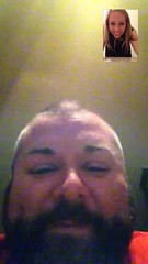 Face timing with my Will