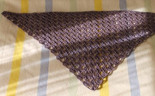 Shawl for winter days