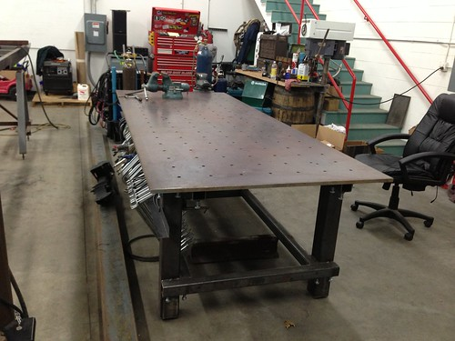 spectacular welding table design. IMG 1959 by jacobb14 on Flickr My Take The Ultimate Welding Table Garage  Journal Board spectacular welding table design Best 100 Spectacular Design Image Collections