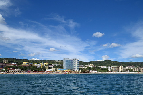 bulgaria blacksea goldensands