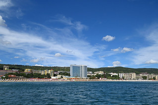A view of the Golden Sands resort (AP4P1190)