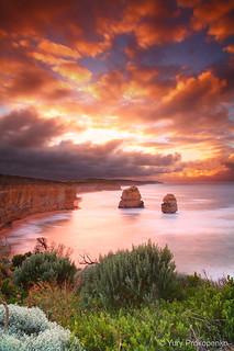 Twelve Apostles Sunrise