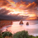 Twelve Apostles Sunrise by -yury-