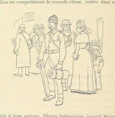 Image taken from page 172 of 'Là-Bas [i.e. in Germany] et ailleurs. Préface de Jacques St.-Cère. Dessins de Caran d'Ache, etc'