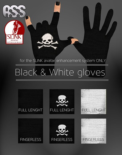 A:S:S - Glove appliers for SLINK by Pho Vinternatt