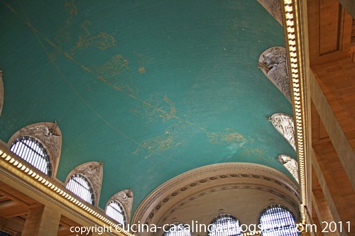Grand Central Decke