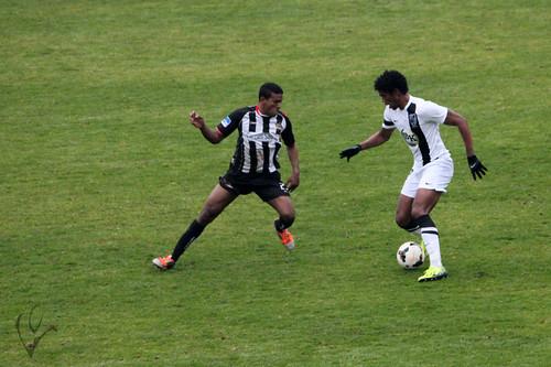 Equipa B - Vitória 3 x 0 Varzim