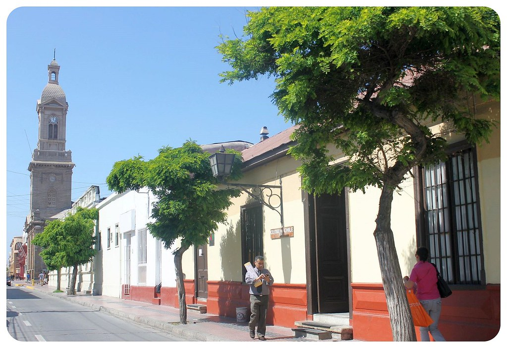 11 la serena street with church