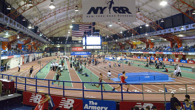 Bishop Loughlin Games - Armory - Track & Field | December ...