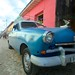Small photo of Blue Car