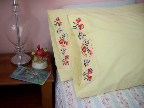 Storybook Pillowcases