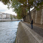Emily and the Seine