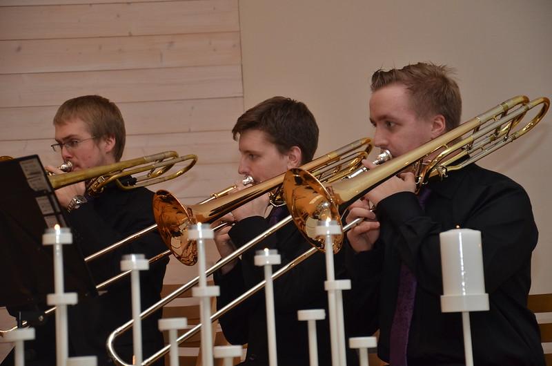 SYBB 2014-01-04 - Trombonsektionen