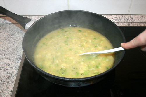21 - Aufkochen und köcheln lassen / Boil up & let simmer