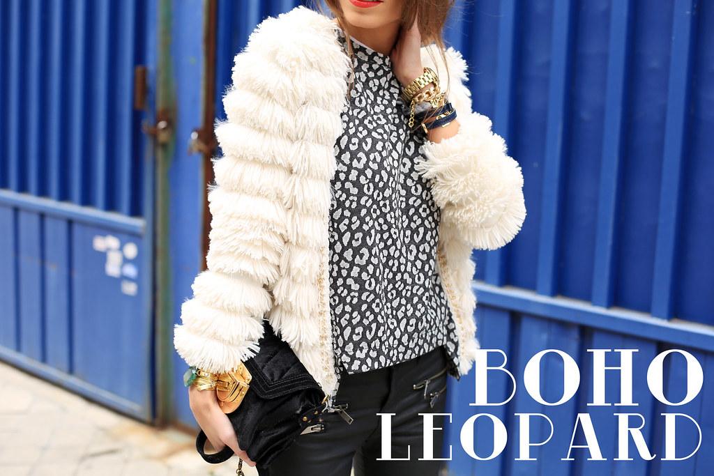 head-boho leopard