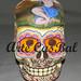 calavera princesa azteca1