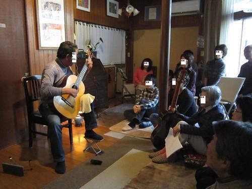 小原ギタースタジオ弾き初め会 2014年1月26日 by Poran111