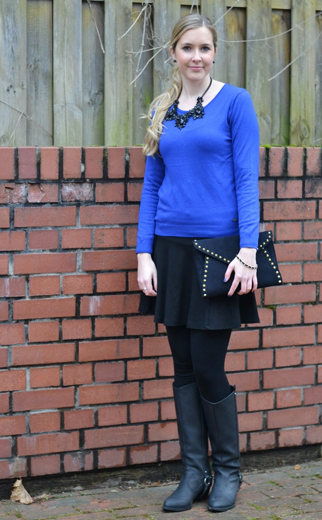 Outfit Royal Blue (3)
