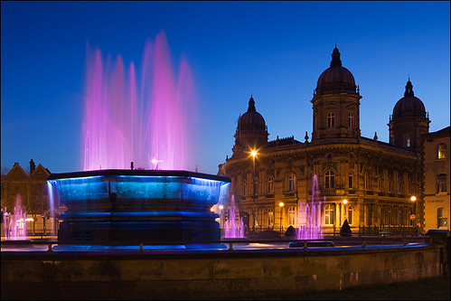 nightphotography water fountain canon yorkshire hull waterfountain maritimemuseum manfrotto eastyorkshire queensgardens landscapephotography beel cityofculture landscapephotograph leebeel queensgardenshull hull2017