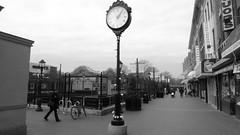 Plaza Clock