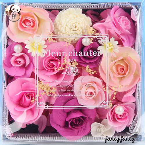 20.浪漫玫瑰珍珠香氛盒-粉紅