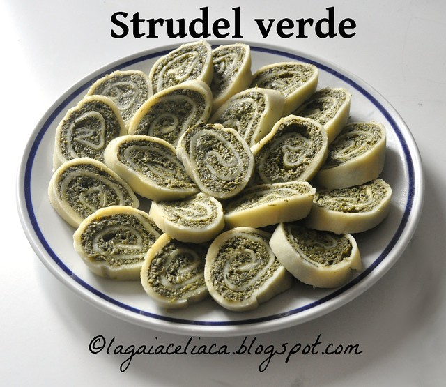 Strudel verde