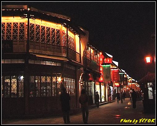 杭州 吳山天風景區 (清河坊) - 067 (夜景)