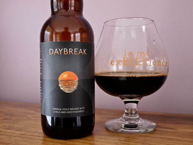 Hill Farmstead/Mikkeller Barrel Aged Daybreak