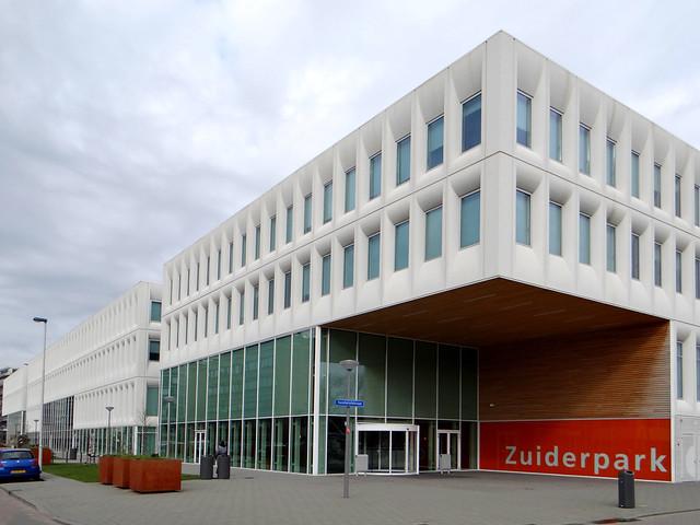 Zadkine Zuiderpark College Montessoriweg