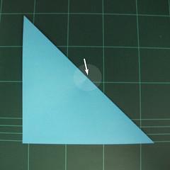 การพับกระดาษเป็นรูปตัวเม่นแคระ (Origami Hedgehog) 005