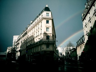 Image of Claude Bernard. paris architecture rainbow pantheon ulm claudebernard stockcategories guylussac