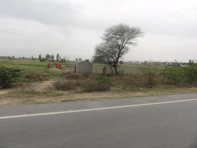 en route to Wagah Border