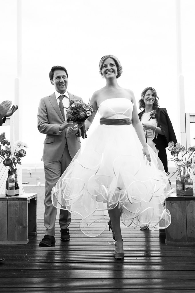 Wedding by Martine Berendsen,Ijmuiden, 2013