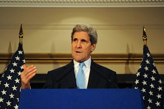 Secretary Kerry Addresses Reporters After Meeting in London With Russian Foreign Minister Lavrov