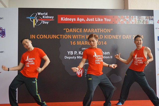 Celebrity Fitness Malaysia & National Kidney Foundation - Dance-athon-001