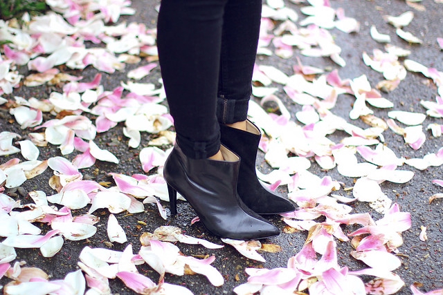 BY MALENE BIRGER BOOTS, TARANI, MODE JUNKIE, BLK DNM skinny jeans