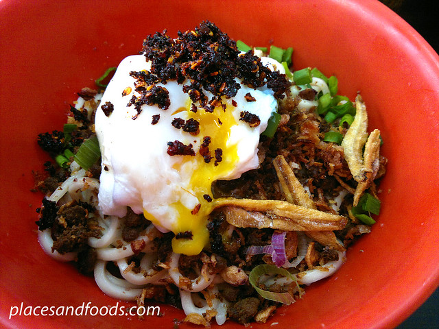 kin kin chili pan mee