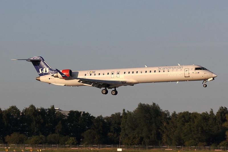 SAS - CRJ900 - OY-KFK (1)
