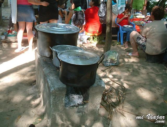 Paseo de olla, Colombia