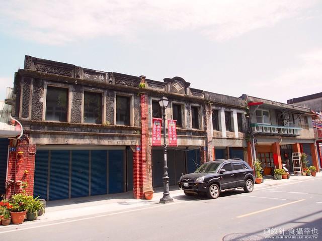 宜蘭利澤簡舊街