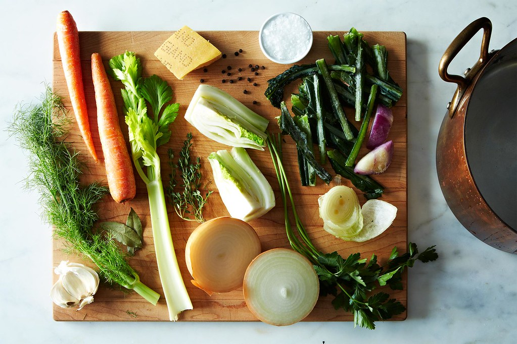 Vegetable Stock on Food52