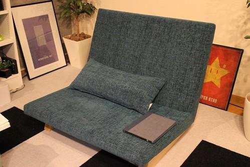 FLANNEL SOFA PENTA 900 Chair