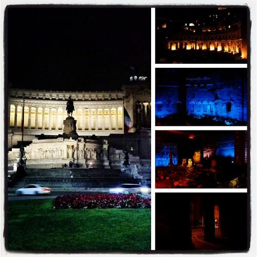 Roma: fori imperiali