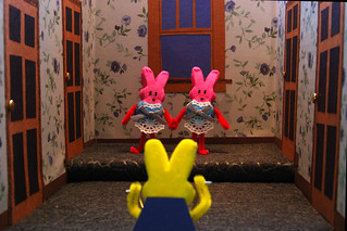 Come Spend Easter With Us, Danny...