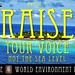 June 5 is World Environment Day 2014: Raise Your Voice, Not the Sea Level #wed2014 @unep @un (Attribution-ShareAlike license) by planeta