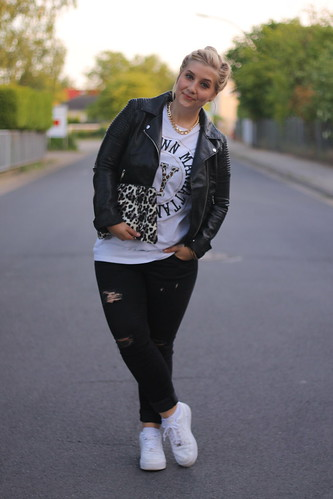 Vanessa's Beauty Blog: Outfit Nike Air Force